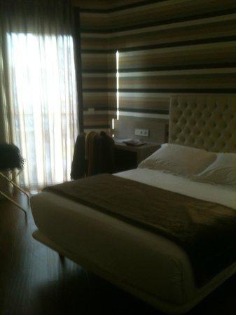 Hotel Spa Ciudad de Astorga: Habitación: estupenda cama