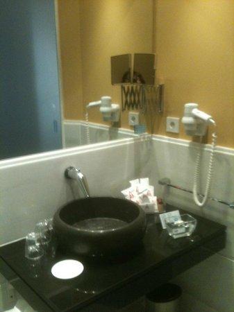 Hotel Spa Ciudad de Astorga: Secador, amenities...