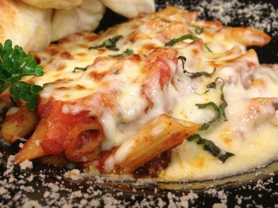 Danny Boys : Guys and Dolls Baked Penne