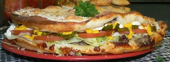 Danny Boys : Cheeseburger in Paradise Foldover