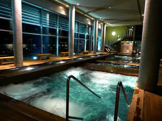 Valbusenda Hotel Bodega & Spa: Spa