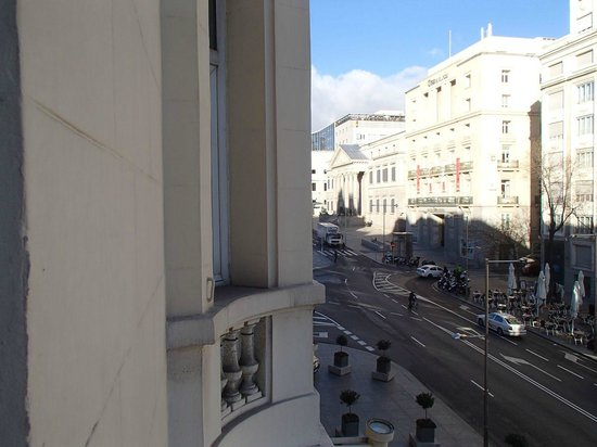 The Westin Palace Madrid : View from room