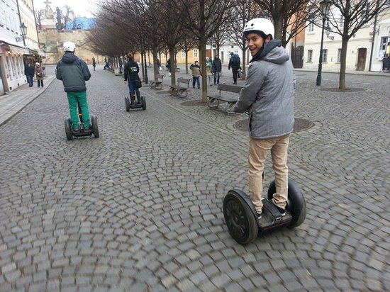 Prague Segway Tours : The best choice