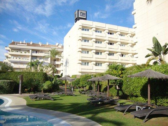 NH Marbella: Hotel