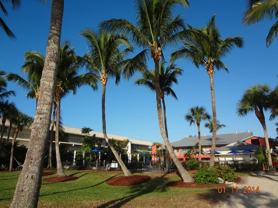 Sanibel Island Holiday Inn Rooms: 301 Moved Permanently