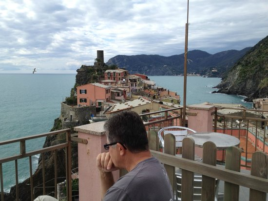 Elisabetta Carro : View from the terrace