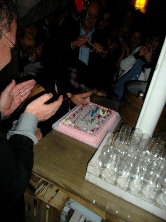 Barril : Festa di compleanno.