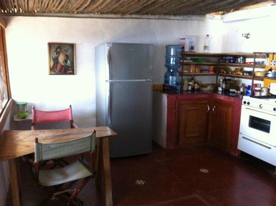 San Damiano: Kitchen