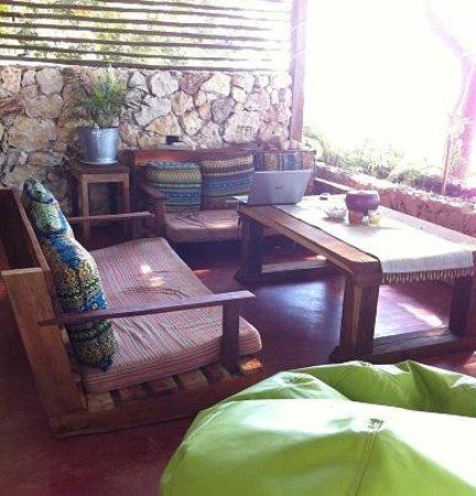 San Damiano: Lounge