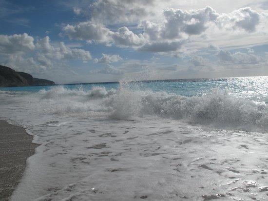 Strand von Egremni: ......