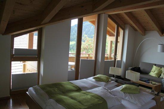 Hotel Gebhard : Familienzimmer