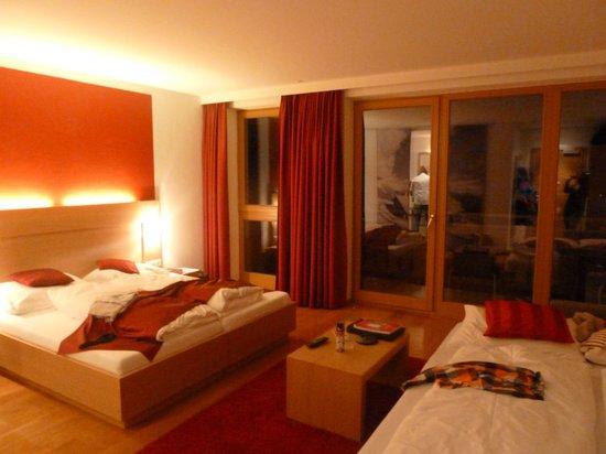 Hotel Gebhard : Zimmer 206