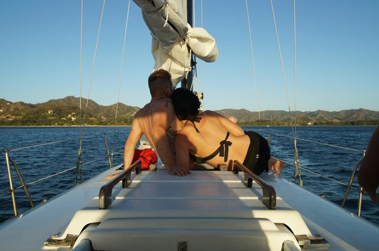 Serendipity Charters-Sailing Costa Rica: Do we have to leave