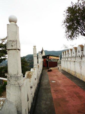 Bahiravokanda Vihara Buddha Statue: temple
