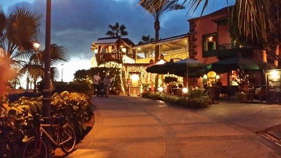 La Torre Del Mirador Restaurant Tenerife