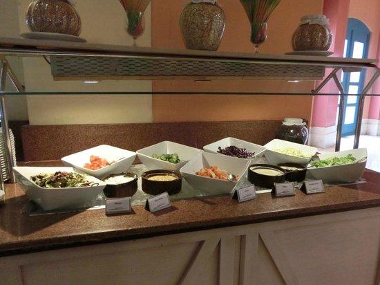 Miramar Resort Taba Heights: Salatauswahl