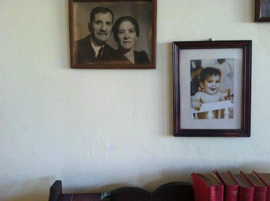 Olga Querida: Olga and Family