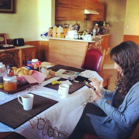 Olga Querida: Breakfast