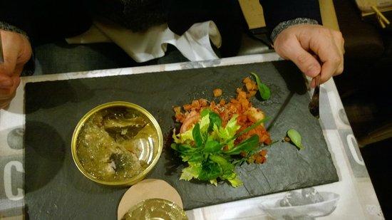 Marché de Provence: fish for startet