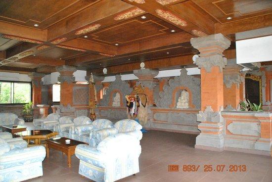 Sari Segara Resort Villas & Spa: Hall del Hotel