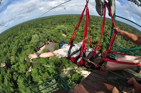 Selvatica: Sky / Canopy Surfing