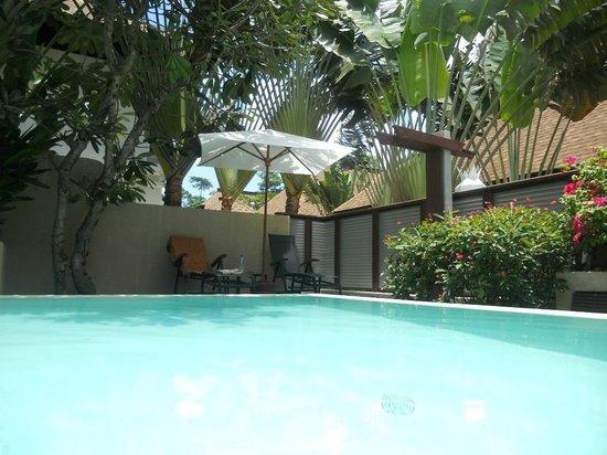 Pavilion Samui Villas & Resort: privatpool