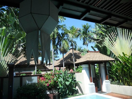 Pavilion Samui Villas & Resort: Pavillom