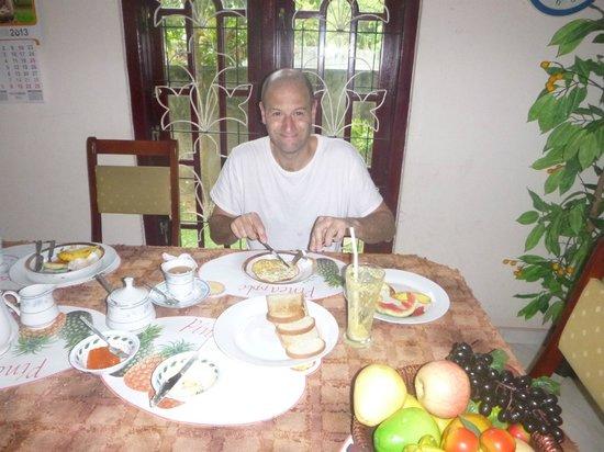 Angel Rest House : Breakfast !