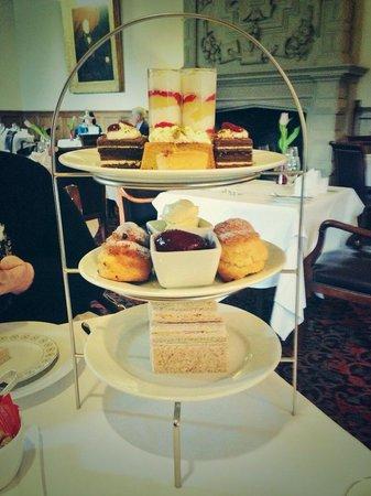 Crathorne Hall Hotel: Afternoon Tea