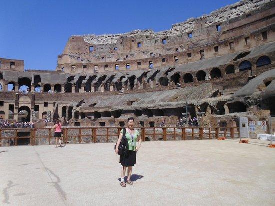 City Wonders: Colloseum Arena