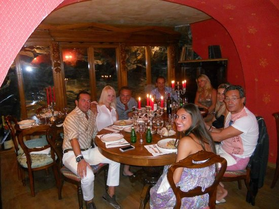 Carpasio, Italija: мы в Santi poeti navigatori