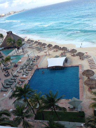 The Westin Resort & Spa Cancun: View from Room