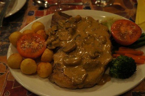 Auberge Chez Ignace : repas simple et délicieux