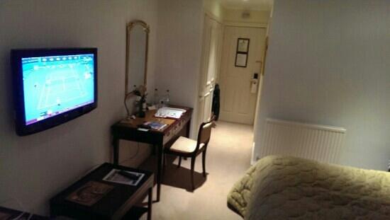Nailcote Hall Hotel and Golf Club: Room 9