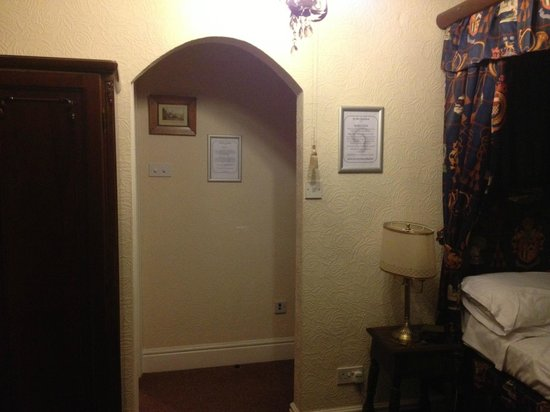 Ye Olde Nags Head: Room