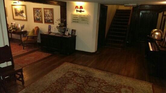 Nailcote Hall Hotel and Golf Club: Reception