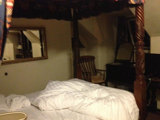 Ye Olde Nags Head: Room