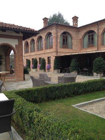 Villa Tiboldi: Hotel