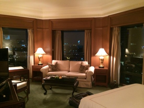 The Peninsula Bangkok: Views of the River and City