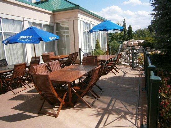 Hilton Garden Inn Niagara-on-the-Lake: Hotel