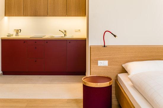 Residence Ladurnerhof: Appartement in Meran