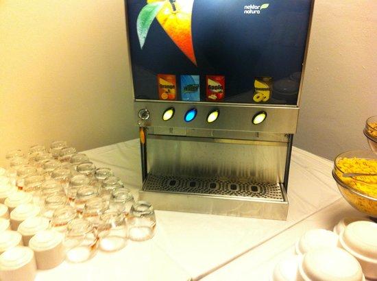 Inos: несколько соков