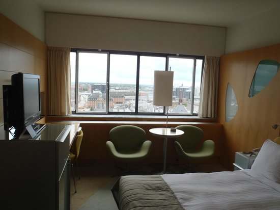 room picture of radisson blu royal hotel copenhagen copenhagen tripadvisor. Black Bedroom Furniture Sets. Home Design Ideas