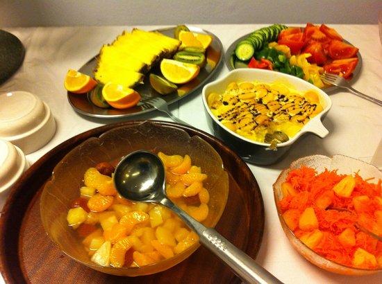 Inos: фрукты и овощи