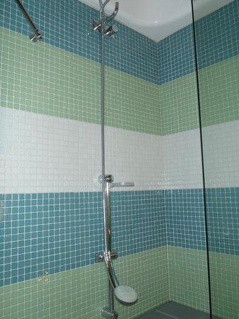 Radisson Blu Royal Hotel Copenhagen: Shower