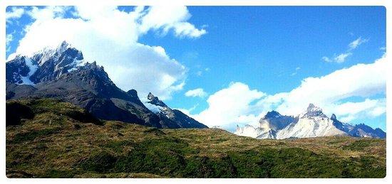 Refugio Vertice Paine Grande: El entorno