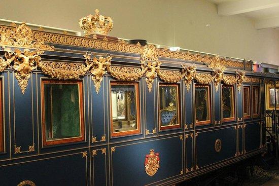 DB Museum: used by Ludwig II. von Bayern