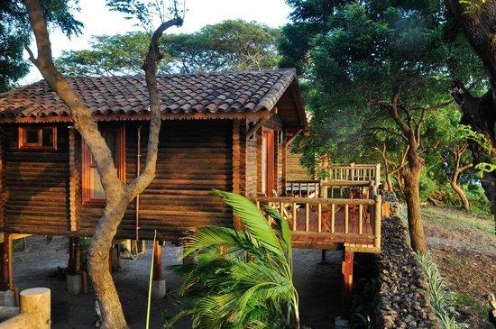 Finca San Juan de la Isla: neues Haus am Ufer