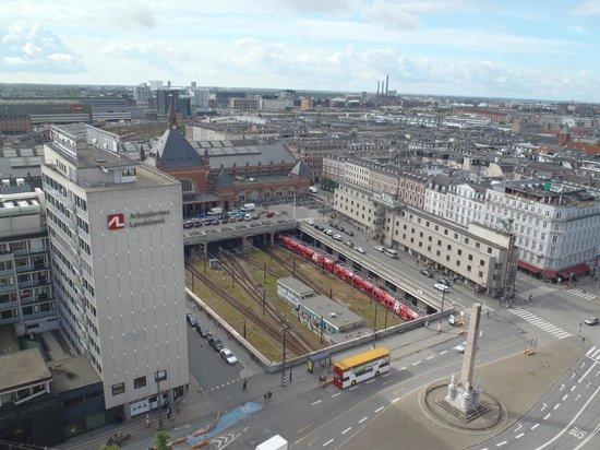 Radisson Blu Royal Hotel Copenhagen: View