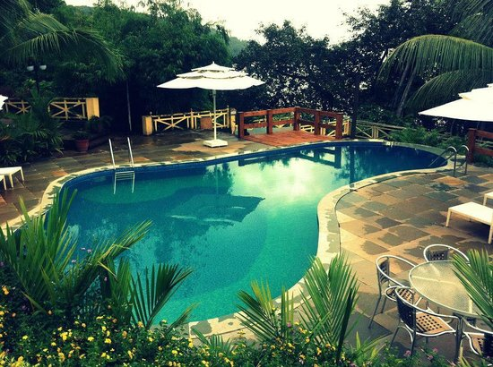Stonewater Eco Resort: The most relaxing part of your stay at the resort!